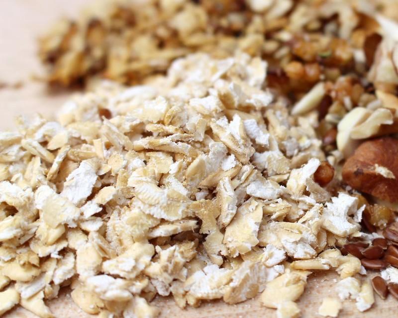 Geflocktes Getreide/Haferflocken selbst herstellen